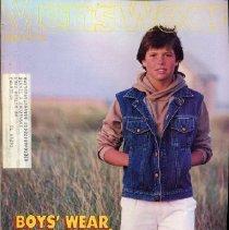 Image of Men's Wear, October 25, 1982