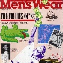 Image of Men's Wear, December 27, 1982