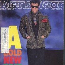 Image of Men's Wear, March 18, 1983