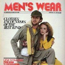 Image of Men's Wear, March 10, 1978