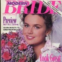 Image of Modern Bride, July 1990