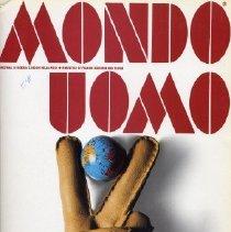 Image of Mondo Uomo, September 1988
