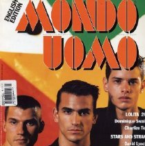 Image of Mondo Uomo, May/June 1998