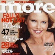 Image of More, September 2001