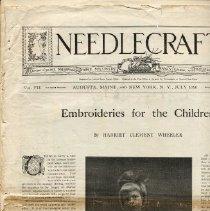 Image of Needlecraft, July 1916