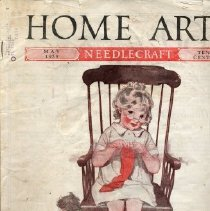 Image of Needlecraft, Home Arts, May 1939