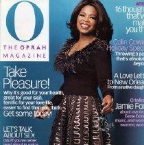Image of Oprah, December 2005