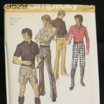 Image of Men's pants, knickers and shorts