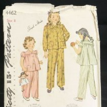Image of Child's two-piece pajamas