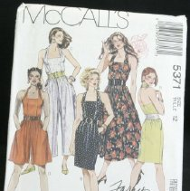 Image of Misses' sundresses and jumpsuits