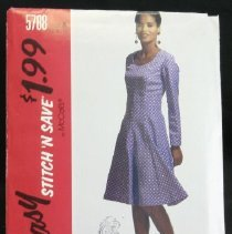Image of Misses' dress