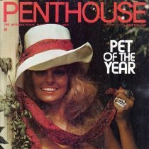 Image of Penthouse, October 1973