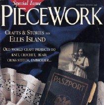Image of Piecework, September/October 1996