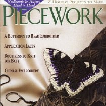 Image of Piecework, Novermber/December 2001