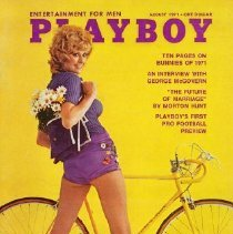 Image of Playboy, August 1971