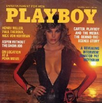 Image of Playboy, March 1977
