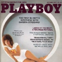 Image of Playboy, October 1977