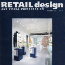 Image of Retail Design and Visual Presentation, November 2003