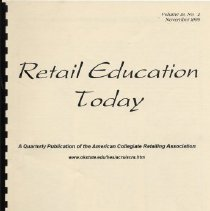 Image of Retail Education Today, November 1999