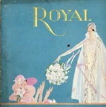 Image of Royal, May 1925