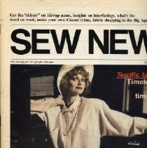 Image of Sew News, October 1985