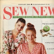 Image of Sew News, February 1989