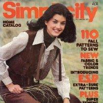 Image of Simplicity, Home Catalog, Fall/Winter 1977