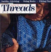 Image of Threads, August/September 1988