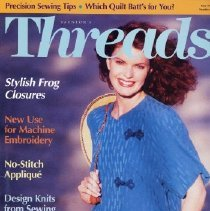 Image of Threads, April/May 1995
