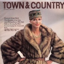 Image of Town and Country, October 1984
