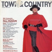 Image of Town and Country, August 1986