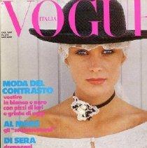 Image of Vogue (Italian), June 1977