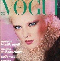 Image of Vogue (Italian), November 1977