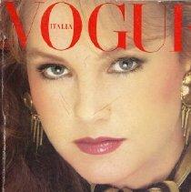 Image of Vogue (Italian), October 1980/1