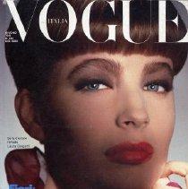 Image of Vogue (Italian), June 1985