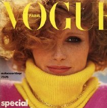 Image of Vogue (French), Fall/Winter edition, August 1975