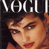 Image of Vogue (French), August 1982