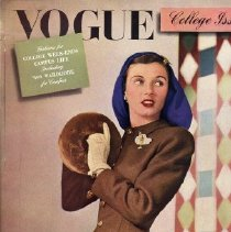 Image of Vogue (American), August 15, 1941, College Issue