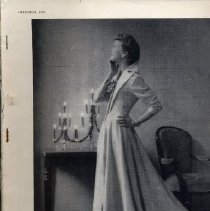 Image of Vogue (American), December 1948, Missing Cover
