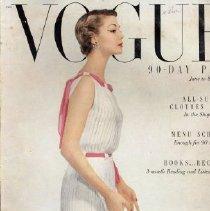 Image of Vogue (American), June 1950