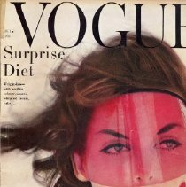 Image of Vogue (American), July 1958