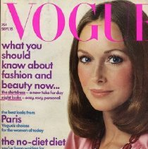 Image of Vogue (American), September 15, 1972