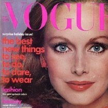 Image of Vogue (American), December 1975