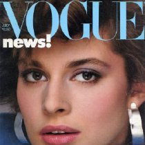 Image of Vogue (American), July 1982