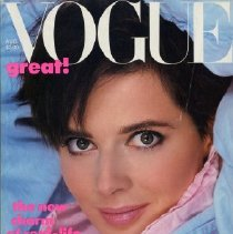 Image of Vogue (American), August 1984