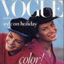 Image of Vogue (American), December 1988