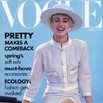 Image of Vogue (American), March 1990