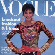 Image of Vogue (American), April 1990