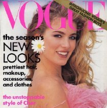 Image of Vogue (American), December 1990
