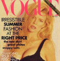 Image of Vogue (American), May 1991.